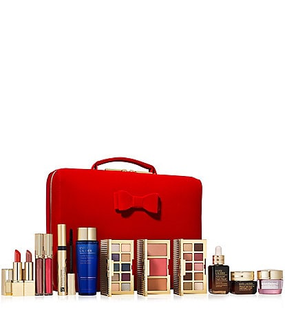Estee Lauder Holiday Blockbuster 33 Beauty Essentials Purchase with Purchase