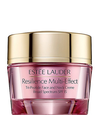 Estee Lauder Normal/Combination Resilience Multi-Effect Tri-Peptide Face and Neck Creme SPF 15