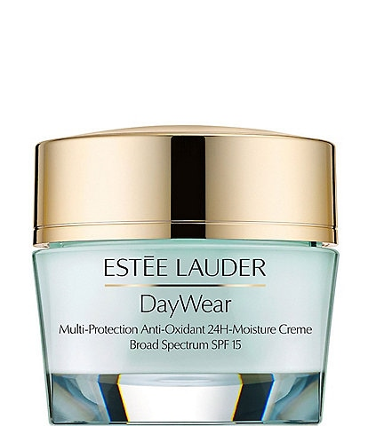 Estee Lauder Normal/Combo DayWear Multi-Protection 24H-Moisture Creme Broad Spectrum SPF 15