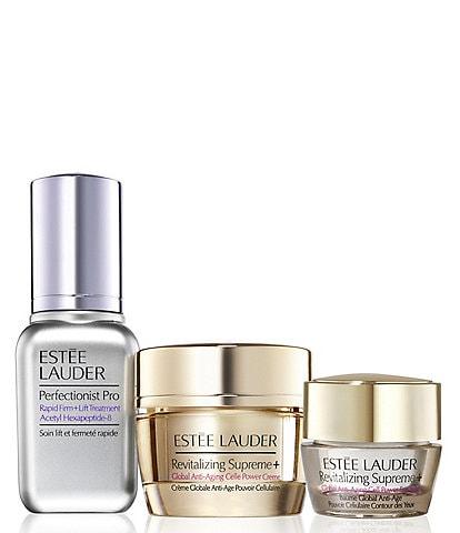 Estee Lauder Perfectionist Pro Radiant Skin, Lift, Firm, Brighten Trio