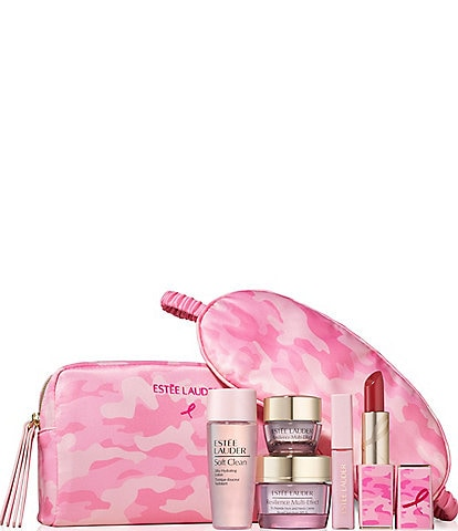 Estee Lauder Pink Ribbon Brave and Beautiful Limited Edition Collection