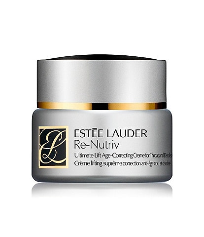 Estee Lauder Re-Nutriv Ultimate Lift Age-Correcting Creme for Throat and Decolletage