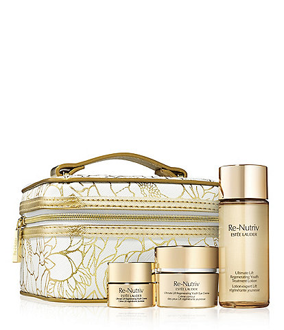 Estee Lauder ReNutriv Ultimate Lift Regenerating Youth Collection for Eyes Set