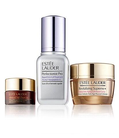Estee Lauder Smooth + Glow Perfectionist Pro Skincare Trio