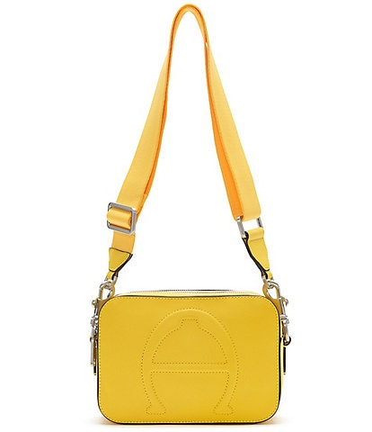 Etienne Aigner Adeline Signature Mini Camera Crossbody Bag
