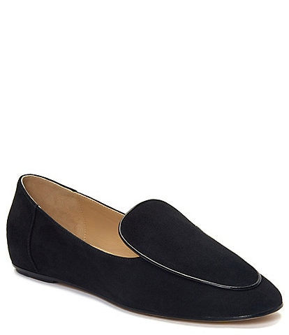 Etienne Aigner Camille Suede Loafers