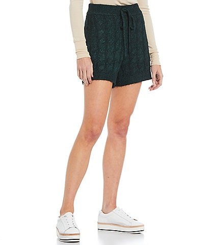 Every High Waisted Pull-On Coordinating Shorts