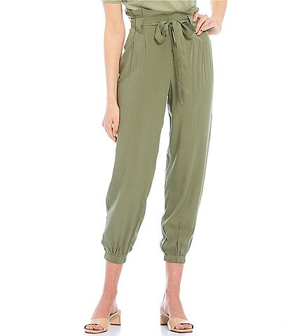 Evolutionary Paperbag Waist Pants