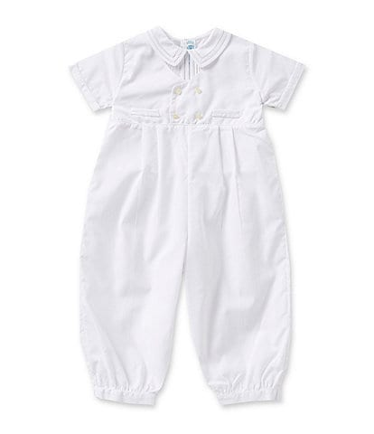 d53eceb81d9c5 Feltman Brothers 12-24 Months Baby Boys Christening Coveralls