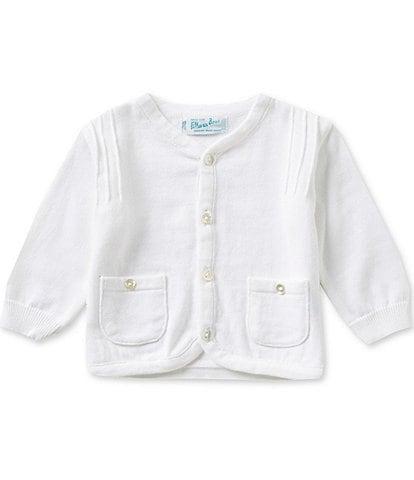 Feltman Brothers Baby Boys 3-24 Months Knit Pocket Cardigan