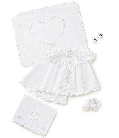 Feltman Brothers Baby Girls 5-Piece Gift Set