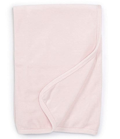 Feltman Brothers Baby Girls Dotted Velour Blanket