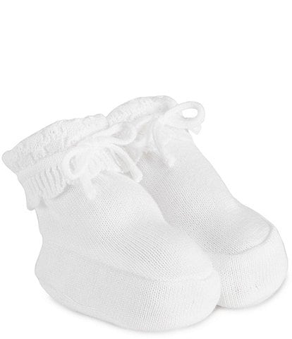 Feltman Brothers Baby Girls' Newborn Knit Booties