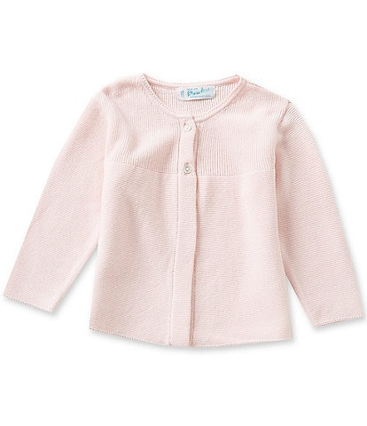 Feltman Brothers Little Girls 2T-4T Knit Pocket Cardigan