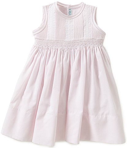 Feltman Brothers Little Girls 2T-4T Pintucked Lace Detailed Dress