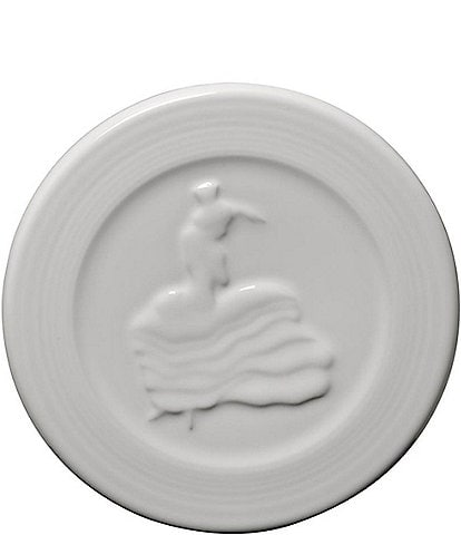 Fiesta 6#double; Ceramic Trivet