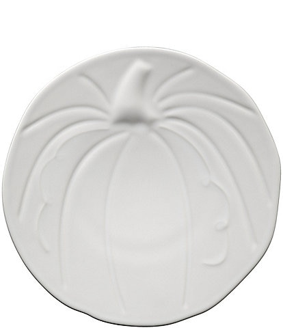 Fiesta 8.5#double; Pumpkin Plate