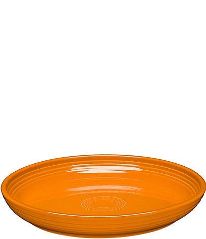 Fiesta Butterscotch Ceramic Bowl Plate