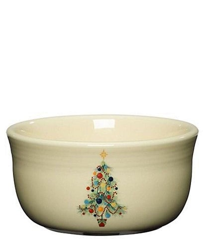 Fiesta Christmas Tree Gusto Bowl
