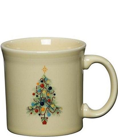 Fiesta Christmas Tree Java Mug