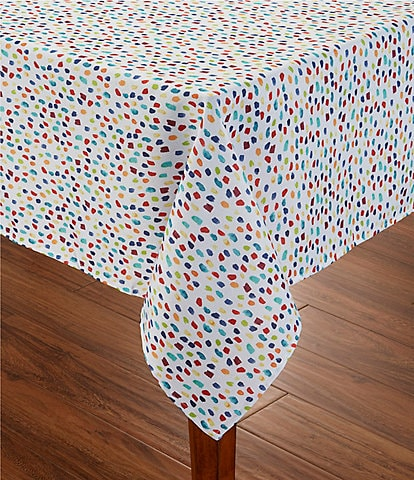 Fiesta Confetti Tablecloth