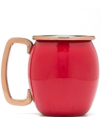 Fiesta 4-Piece Moscow Mule Shot Mug Set