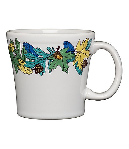Fiesta Festive Fall Collection Fantasy Blue Tapered Mug