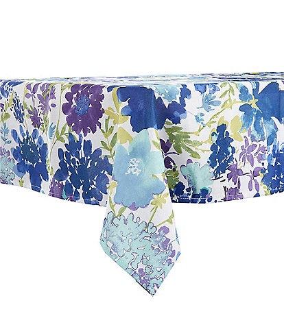 Fiesta Garden Floral Tablecloth