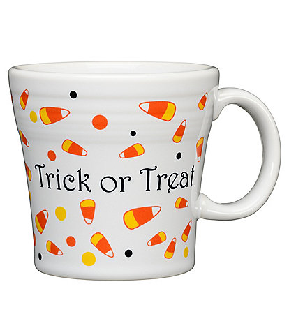 Fiesta Halloween Candy Corn Taper Mug