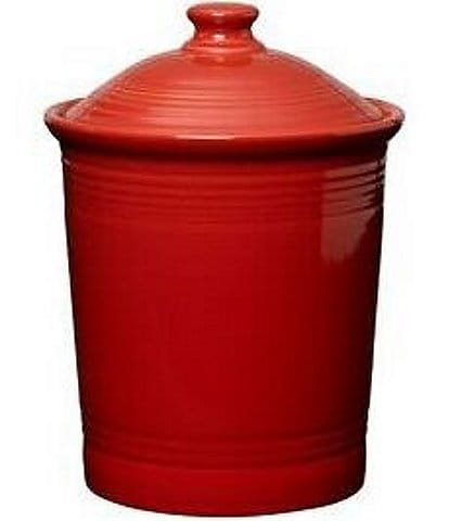 Fiesta Red Kitchen Canisters | Dillard\'s