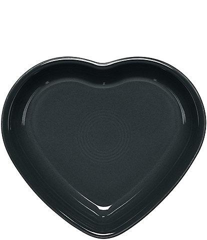 Fiesta Medium Ceramic Heart Bowl Baking Dish