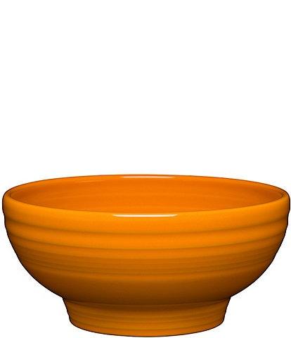 Fiesta Butterscotch Medium Footed Bowl
