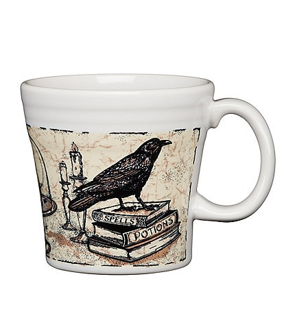 Fiesta Mystical Halloween Raven Tapered Mug