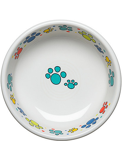 Fiesta Scatter Cat Paw Bowl