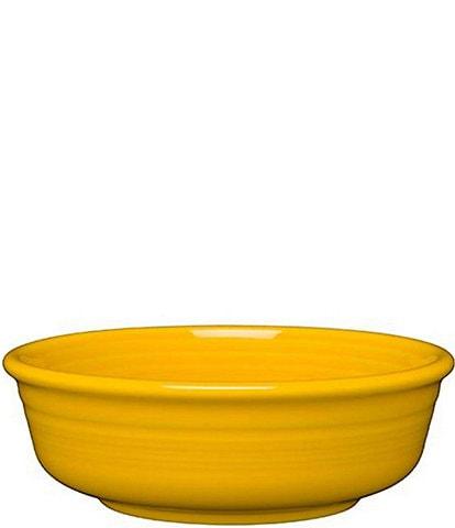 Fiesta Small Ceramic Cereal Bowl