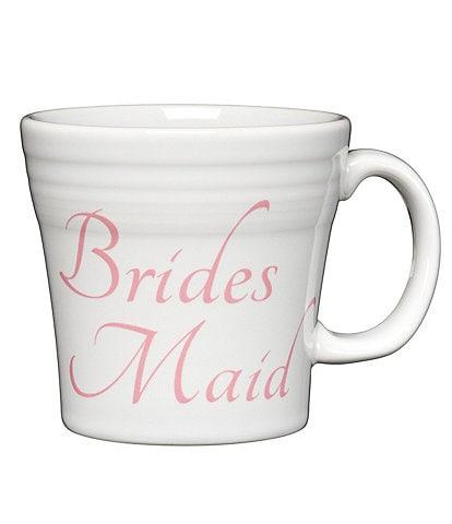 Fiesta Wedding Collection #double;Bridesmaid#double; 15 oz. Tapered Mug