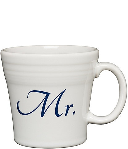 Fiesta Wedding Collection #double;Mr.#double; 15 oz. Tapered Mug