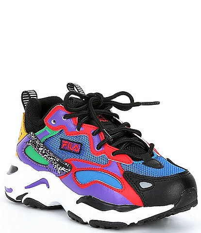 FILA Boys' Ray Tracer 2 NXT Lace-Up Sneakers (Youth)