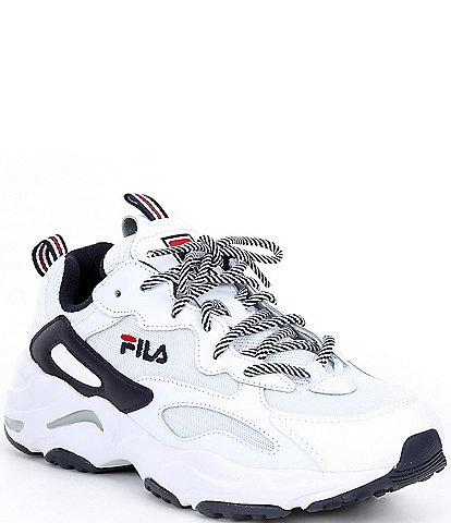 FILA Boys' Ray Tracer Sneakers (Youth)
