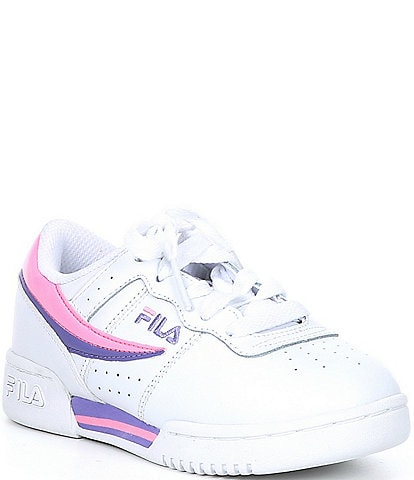 FILA Girls' Classic Fitness 2 Sneakers (Toddler)
