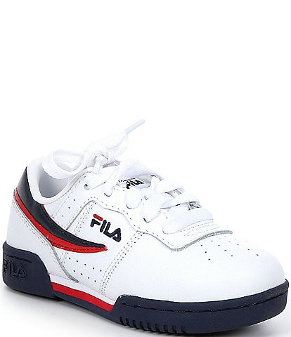 FILA Kids' Original Fitness Lace-Up Sneakers (Toddler)