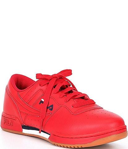 FILA Men's Original Fitness Lace-Up Sneakers