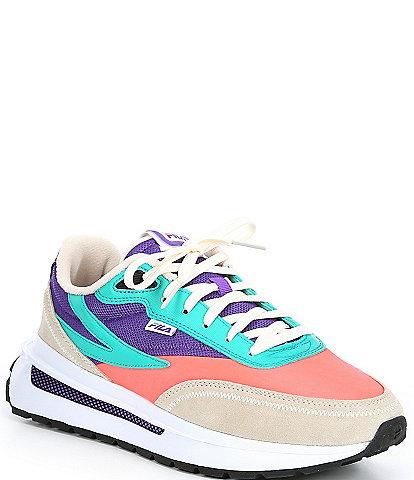 FILA Men's Renno Lace-Up Sneakers
