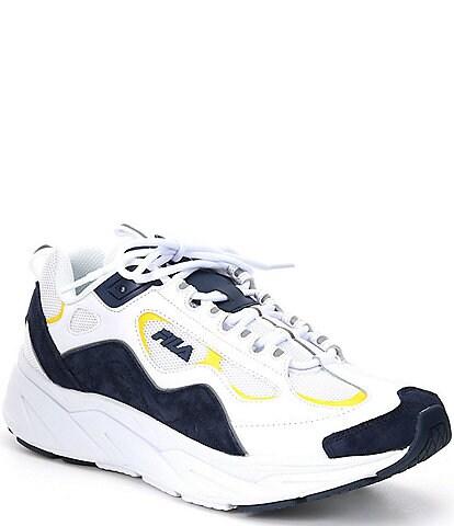FILA Men's Trigate Colorblock Lifestyle Shoes