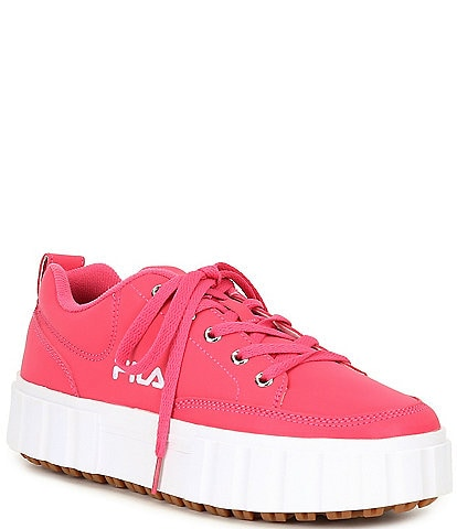 FILA Women's Sandblast Low Lifestyle Sneakers