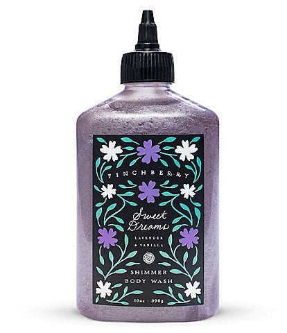 Finchberry Sweet Dreams Shimmer Body Wash