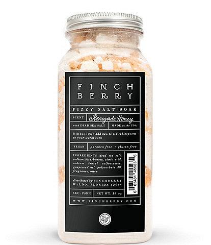Finchberry Renegade Honey Fizzy Salt Soak