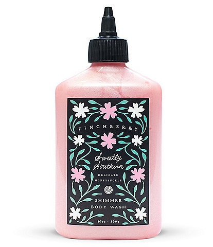 Finchberry Sweetly Southern Shimmer Body Wash