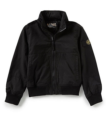 First Wave Big Boys 8-20 Bomber Jacket with Hood