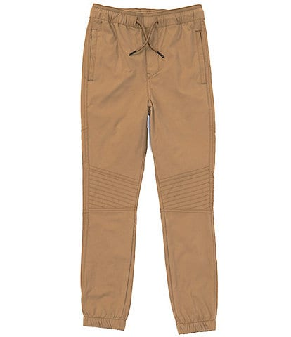 First Wave Big Boys 8-20 Stretch-Twill Jogger